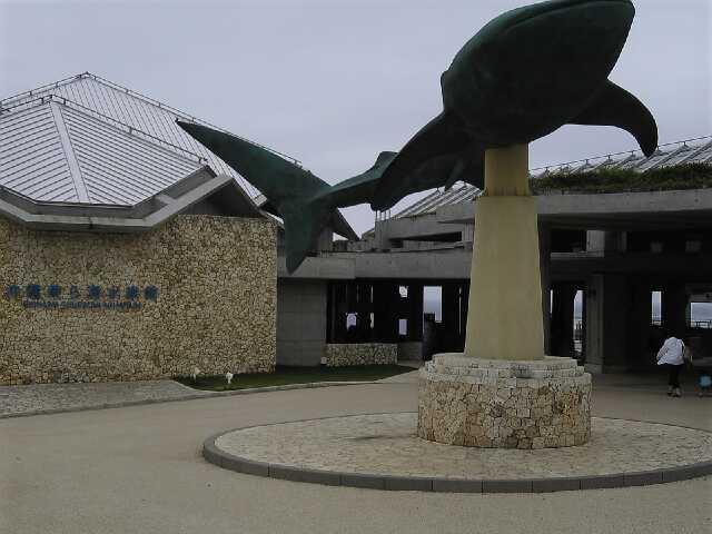 沖縄美ら水族館