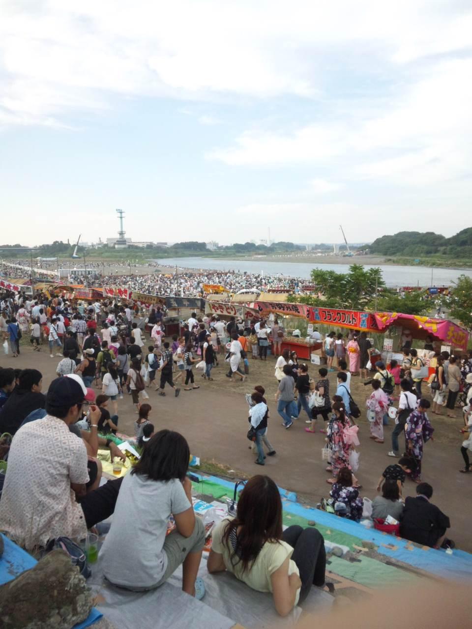 厚木鮎祭り